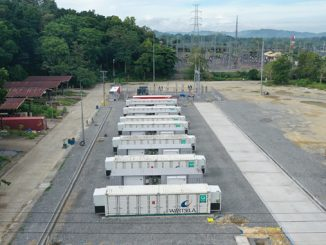 Wärtsilä's first two energy storage system projects to the Philippines reached final commissioning in May 2021 – integrated Renewable Power Hub-Toledo shown here