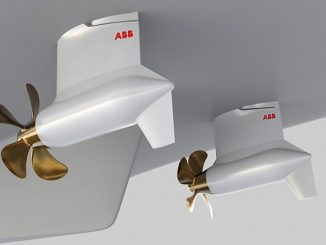 With OptimE, further fuel savings of up to 1.5% are achievable for vessels powered by Azipod® propulsion