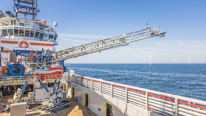 The electric A-type is now fully operational after undergoing extensive offshore trials