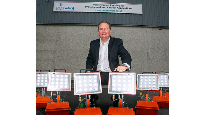 Graham Donnelly, BME Nitech business development manager