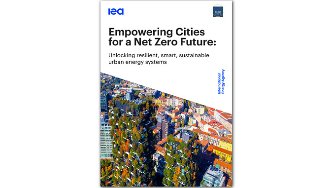 New International Energy Agency report for the G20 Italy Presidency examines how cities can be a key to a net-zero emissions future as digitalisation opens up a range of new opportunities