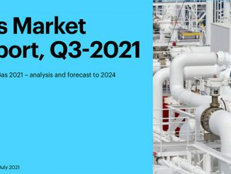 Strong rebound in 2021 from last year's decline is expected to take demand above pre-Covid levels, followed by more moderate increases through 2024, new IEA report says