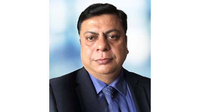 Managing Director, METIS Cyberspace Technology (Singapore), Chinmoy Ghose