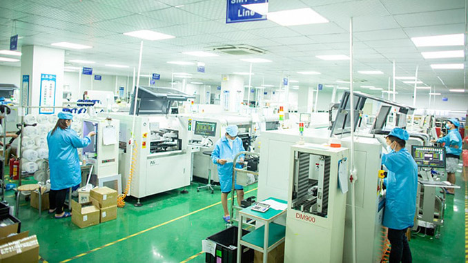 With decades of experience in the PCB industry, MKTPCB is the leading PCBA solutions provider from Shenzhen, China (photo: MKTPCB)