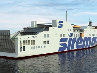The new Caronte & Tourist ferry will operate with Wärtsilä LNG-fuelled engines which emit no sulphur or particulate emissions, and with vastly reduced NOx emissions