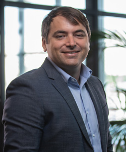 Arnaud Dianoux, Founder and Managing Director at Opsealog