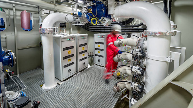 Optimarin has developed digital tool OptiLink to optimise performance of its ballast water treatment system