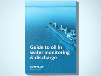 Rivertrace's new guide to oil in water monitoring and discharge