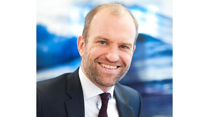 Ivar Slengesol, TGS Vice President of New Energy Solutions