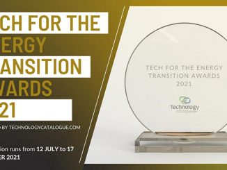 TechnologyCatalogue.com to recognise innovators, showcase technologies supporting the Energy Transition