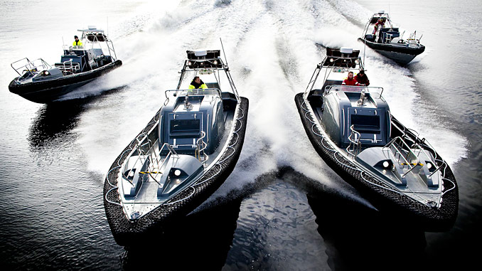 VIKING Life-Saving Equipment chooses inaugural DEFEA Athens as first live event to showcase consolidated high-performance boats, life-saving and safety solutions for defence sector