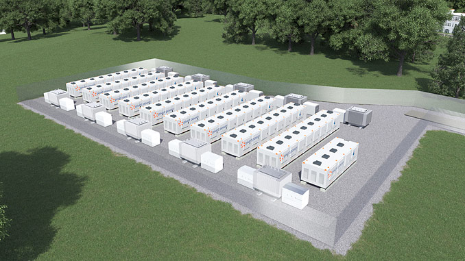 100 MW/200 MWh of Wärtsilä energy storage technology across two key sites in the UK will support the integration of renewables onto the UK grid
