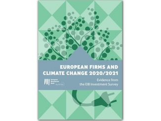 Climate change's ultimate impact may still be hazy for many businesses, but more EU firms are investing to protect themselves than US firms