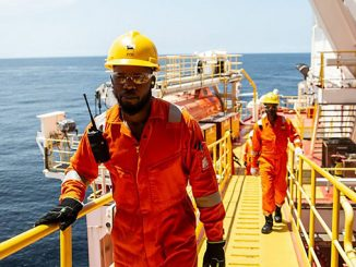 The 'Armada Olombendo FPSO' in Block 15/06 of the Angolan deep offshore