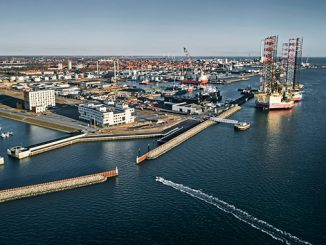 Port of Esbjerg – Greensand consortium to transport CO₂ to depleted oil reservoirs in the Nini field