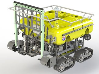 Forum Energy Technologies' Perry ST200 trencher