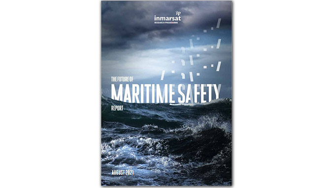 New Inmarsat report analyses 3 years of global maritime distress call data to focus minds on true areas for concern and develop a vision for shipping's future safety