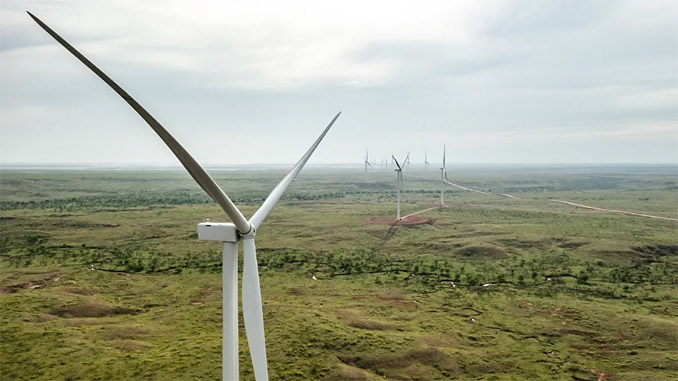 Western Trail Wind Farm – the 130-wind turbine project strengthens Ørsted's Texas asset base as it continues to scale the business