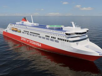 Designed by Rauma Marine Constructions Oy, the new TT-Line ferries will be powered by Wärtsilä engines fuelled by LNG – Wärtsilä will also supply its LNGPac fuel storage, supply and control system