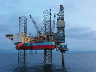 The Yme field in the North Sea