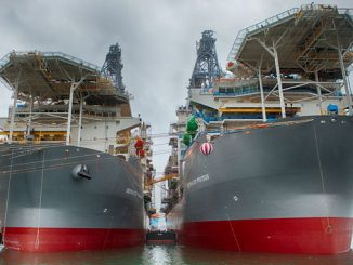 The two drillships Transocean recently put to sea, both currently operating in the Gulf of Mexico, were the first rigs with hybrid-power systems that generate power, which can be stored for later use