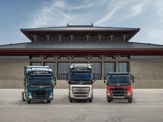 Volvo Trucks has been active in the Chinese market since 1934