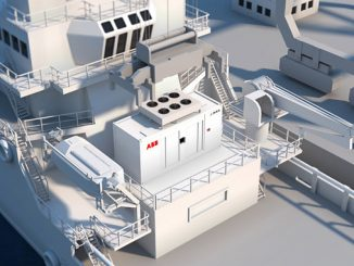 ABB's Containerised Energy Storage System integrates battery power in a standard 20-foot container