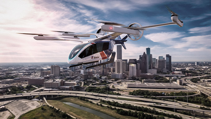 Companies will explore new markets for Bristow operations using Eve's eVTOL, with a focus on commercial taxi flight operations in various potential geographic end markets