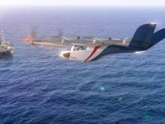 Vertical has developed the VA-X4, a piloted electric, zero carbon operating emissions, vertical take-off and landing (eVTOL) aircraft capable of carrying four passengers with a top speed of up to 174 knots and a range of 161+ kilometres