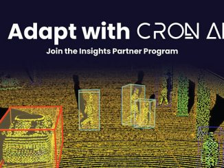Cron AI's adaptive, deep learning-first, perception platform – senseEDGETM – will radically accelerate the adoption of 3D sensors across industries and applications in real world environments by enabling access to richer data users can trust