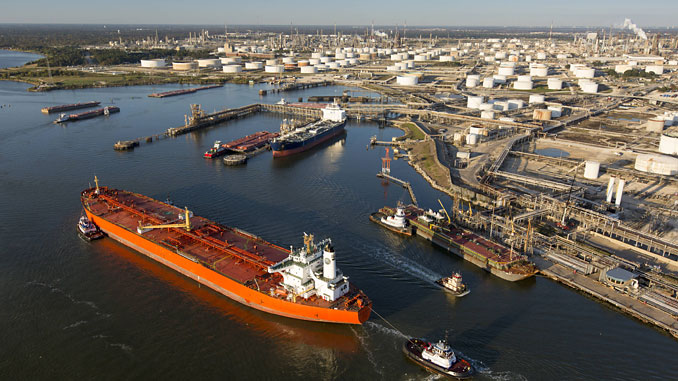 ExxonMobil is one of the companies collaborating on a carbon capture and storage plan that could effectively decarbonise major industrial areas like the Houston Ship Channel
