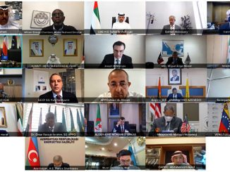 """OPEC Ministerial Roundtable: A """"profound time in the momentum of the global climate effort"""""""