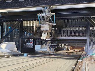 The robot plant performs 6,000 picks per hour and can be 'trained' to sort all the important types of waste for recycling