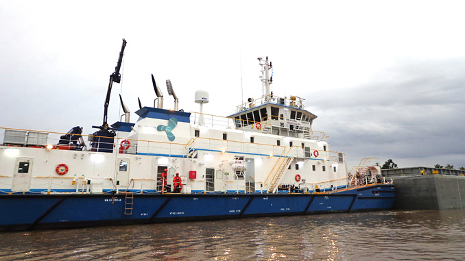 Hidrovias do Brasil will add two new river pusher tugs to its fleet – like 12 of the fleet's existing vessels, they will operate with Wärtsilä 20 engines