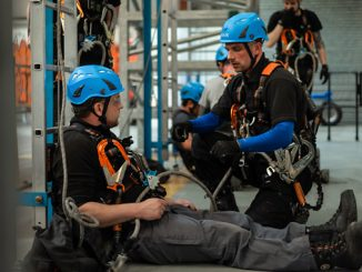 Global Wind Organisation (GWO) accredited course
