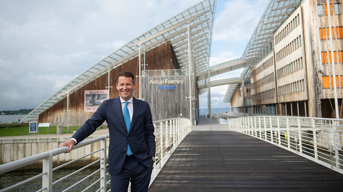 Astrup Fearnley CEO, Marius Hermansen – focused on a new generation of opportunity