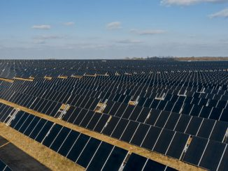 Ørsted's 670,000 solar panel Muscle Shoals project