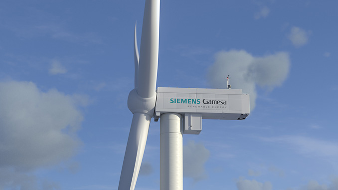 Increased rating – the Siemens Gamesa 5.X onshore platform will be now composed by the SG 6.6-155 and the SG 6.6-170 turbines