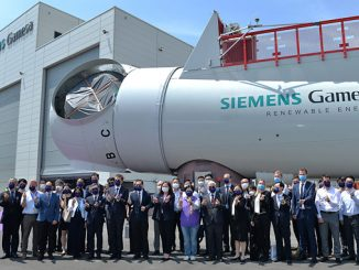 Pioneering again in Taiwan – Siemens Gamesa invests in local talents for ramp up of production – and approximately 80 professionals trained and working already