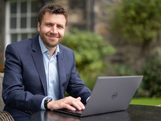 Founder and MD of Salus Technical, David Jamieson