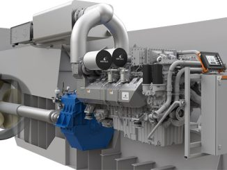 The Wärtsilä 14 engine with after-treatment systems has received commercial certification for EU stage V compliance