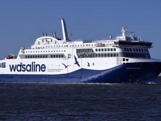 The 'Aurora Botnia', Wasaline's new environmentally friendly ferry, will be supported with a long-term Wärtsilä Optimised Maintenance Agreement