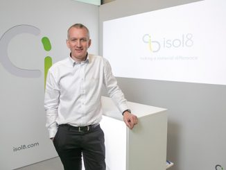 CEO of isol8, Andrew Louden