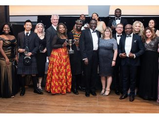 AWARDS 2021 – Success: The AFBE-UK Scotland Diversity and Inclusion Awards were held at The Marcliffe Hotel & Spa (photo: Leye Olumide)