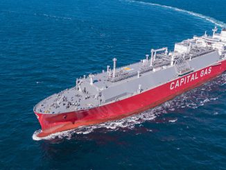 Two new LNG Carriers being built for Capital Gas Ship Management will feature Wärtsilä's advanced shaft generator systems