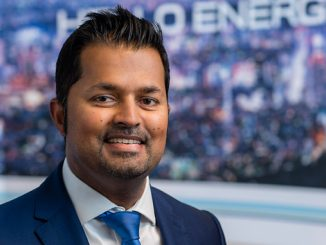 Prajeev Rasiah, DNV Executive Vice President for Energy Systems, Northern Europe