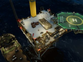 The KraneSIM models support clients across the drilling, engineering, subsea, production and construction sectors