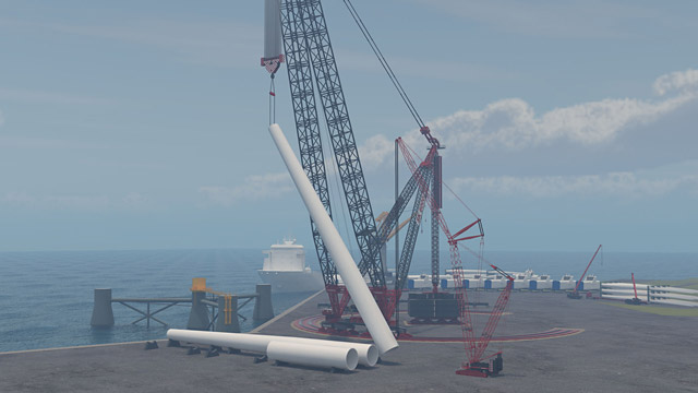 The SK6,000 will bring new efficiencies to offshore wind and floating wind