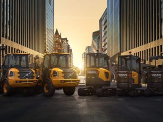 Volvo CE customers now have five models to choose from