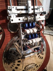 EnsembleBot overview - Robro mechanics